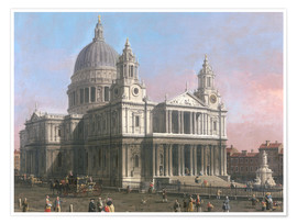 Juliste St. Paul's Cathedral