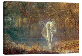 Canvas-taulu  Autumn - John Atkinson Grimshaw