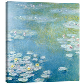 Canvas-taulu  Nympheas at Giverny - Claude Monet