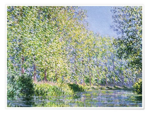 Juliste Bend in the Epte River near Giverny