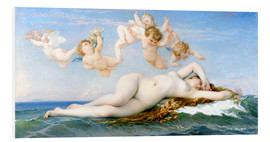 PVC-taulu  Birth of Venus - Alexandre Cabanel