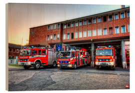 Puutaulu  Fire station in Germany - Markus Will