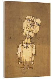 Puutaulu  Ghost of a Genius - Paul Klee