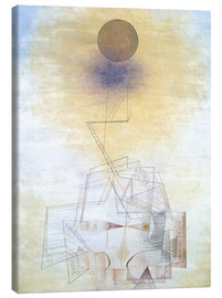 Canvas-taulu  Bounds of the intellect - Paul Klee