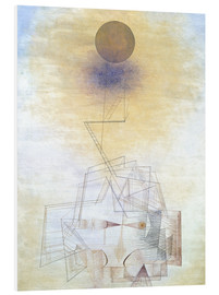PVC-taulu  Bounds of the intellect - Paul Klee