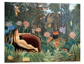 PVC-taulu  The dream - Henri Rousseau