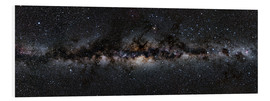 PVC-taulu  Milky way panorama - Jan Hattenbach