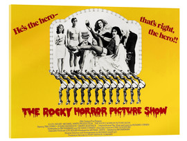 Akryylilasitaulu  The Rocky Horror Picture Show