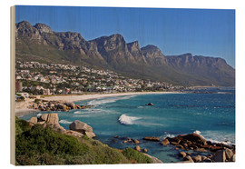 Puutaulu  Camps Bay, Cape Town, South Africa - wiw