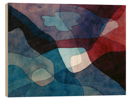 Puutaulu  Mountain and Air Synthetic - Paul Klee