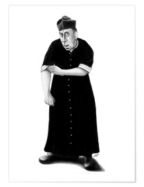 Juliste Don Camillo ready to rumble