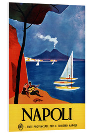 PVC-taulu  Naples, Italy - Travel Collection
