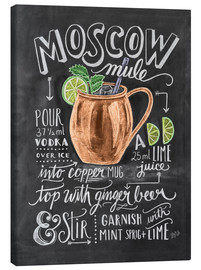 Canvas-taulu  Moscow Mule - Lily & Val