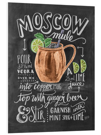 PVC-taulu  Moscow Mule - Lily & Val