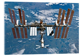 Akryylilasitaulu  International space station - NASA