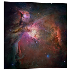 PVC-taulu  Orion nebula (M42 and M43) - NASA