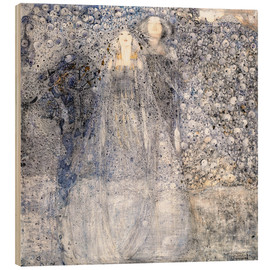 Puutaulu  Silver Apples - Margaret MacDonald Mackintosh