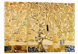 PVC-taulu  The tree of life - Gustav Klimt