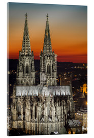 Akryylilasitaulu  cathedral of cologne - rclassen