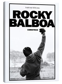 Canvas-taulu  Rocky Balboa - Entertainment Collection
