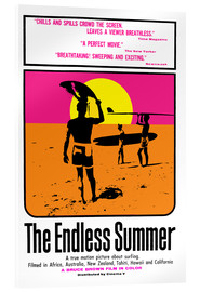Akryylilasitaulu  The Endless Summer - Entertainment Collection