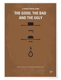 Juliste The Good, The Bad And The Ugly