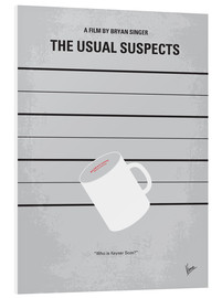 PVC-taulu  The Usual Suspects - chungkong