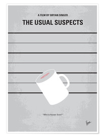 Juliste  The Usual Suspects - chungkong