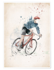 Juliste I want to ride my bicycle