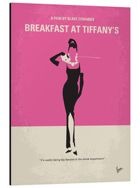 Alumiinitaulu  Breakfast At Tiffany's - chungkong