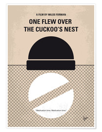 Juliste One Flew Over The Cuckoo's Nest