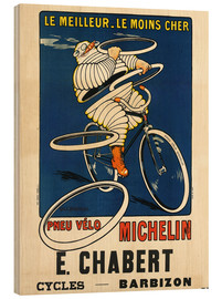 Puutaulu  Bicycle tires Michelin - H.L. Roowy