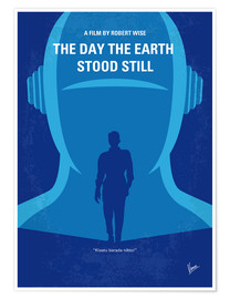 Juliste The Day The Earth Stood Still