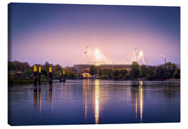 Canvas-taulu  Bremen Stadium - Tanja Arnold Photography