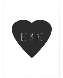 Juliste  Be mine - Finlay and Noa
