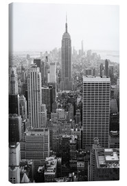 Canvas-taulu  Skyscrapers in New York City, USA