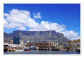 Juliste  Lovely Cape Town, South Africa - wiw