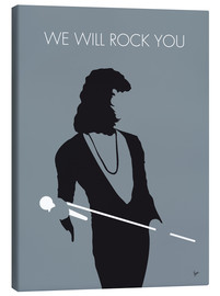 Canvas-taulu  Queen - We Will Rock You - chungkong