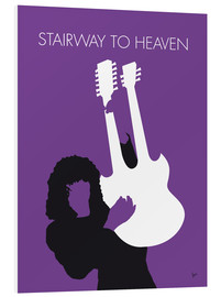 PVC-taulu  Led Zeppelin, Stairway to Heaven - chungkong