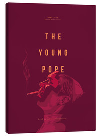 Canvas-taulu  Young Pope - Fourteenlab