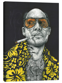Canvas-taulu  Fear and Loathing - Inked Ikons