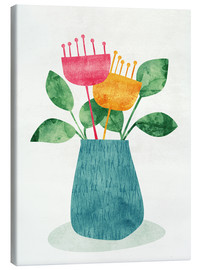 Canvas-taulu  Bouquet - Tracie Andrews