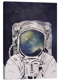 Canvas-taulu  Dreaming of Space - Tracie Andrews