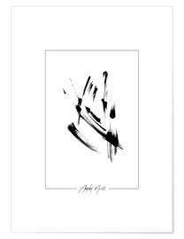 Juliste Abstract No.02