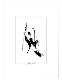 Juliste Abstract No.01