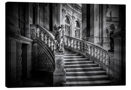 Canvas-taulu  Stairs up - Sabine Wagner