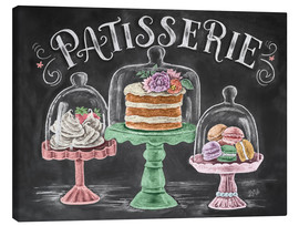 Canvas-taulu  Patisserie - Lily & Val
