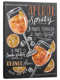Canvas-taulu  Aperol Spritz - Lily & Val