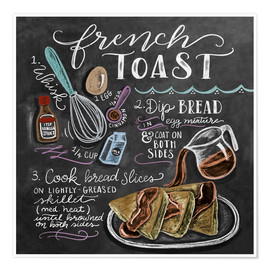 Juliste  French toast recipe - Lily & Val