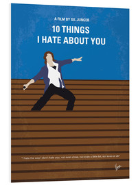PVC-taulu  10 Things I Hate About You - chungkong